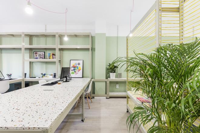 Không gian nổi bật nhất của cả văn phòng là... nhà vệ sinh - Ảnh 6.