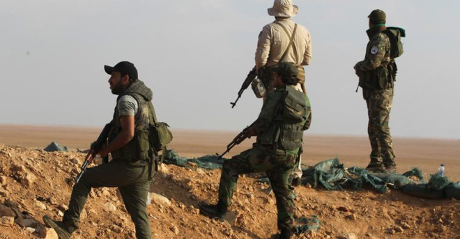 Cảnh báo Đỏ gây sốc với QĐ Syria - Những dấu hiệu bất thường, đại quân Thổ rùng rùng chuyển động - Ảnh 1.