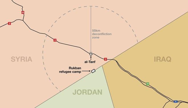 Iran bất ngờ răn đe Mỹ bằng năng lực tên lửa tiệm cận ICBM - Cơ giới Nga-Thổ băng qua khói lửa ở tây bắc Syria - Ảnh 2.