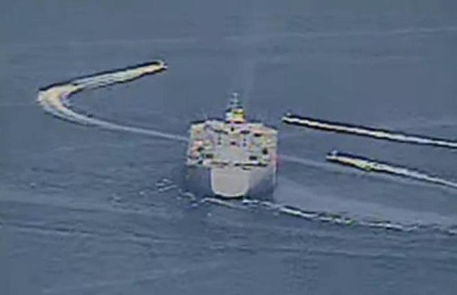 Bắn bỏ bất cứ tàu Iran nào tiếp cận tàu chiến Mỹ: Cảnh cáo đanh thép thứ hai từ TT Trump - Ảnh 1.