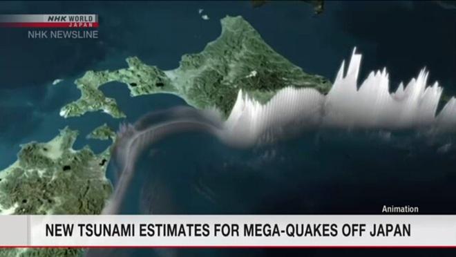 Nhật Bản có khả năng hứng chịu thảm họa kép: Sóng thần 30 mét, động đất cường độ 9,0, chính phủ Nhật nói gì? - Ảnh 1.
