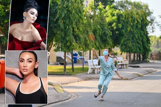 Người mẫu Võ Hoàng Yến tiết lộ những chuyện ít người biết trong khu cách ly - Ảnh 3.