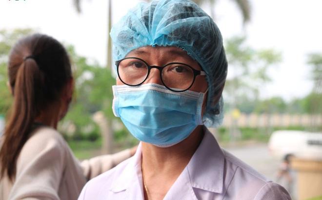 Bệnh nhân Covid-19 khỏi bệnh là phần thưởng lớn cho người thầy thuốc