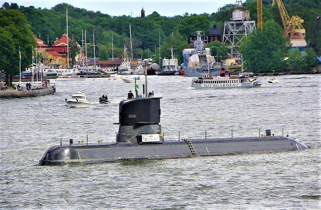 Đằng sau thương vụ tàu ngầm Thụy Điển Södermanland - Ảnh 5.