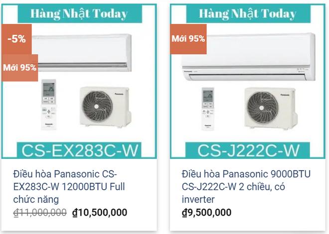 Điều hoà Nhật bãi giảm giá để chống ế do bão Covid-19 - Ảnh 1.