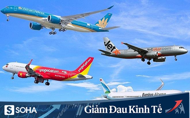 Hết cách ly xã hội, giá vé máy bay nội địa lập tức giảm còn 99.000 đồng