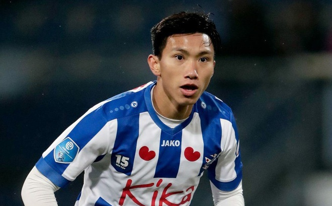 Hà Nội FC chờ Heerenveen xác nhận có mua đứt Văn Hậu hay không