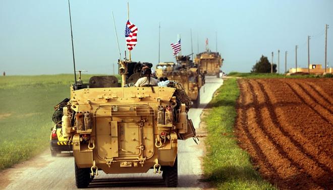Chiến sự ở Syria leo thang, Mỹ tăng quân bảo vệ các mỏ dầu - Tổng thống Iran đáp trả đanh thép cáo buộc âm mưu kích động chiến tranh - Ảnh 1.