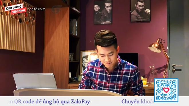 Liveshow Kiên cường Việt Nam thu về 1 tỷ 514 triệu đồng, riêng Đông Nhi và Ông Cao Thắng ủng hộ 250 triệu - Ảnh 9.