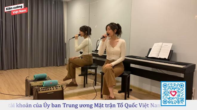 Liveshow Kiên cường Việt Nam thu về 1 tỷ 514 triệu đồng, riêng Đông Nhi và Ông Cao Thắng ủng hộ 250 triệu - Ảnh 7.