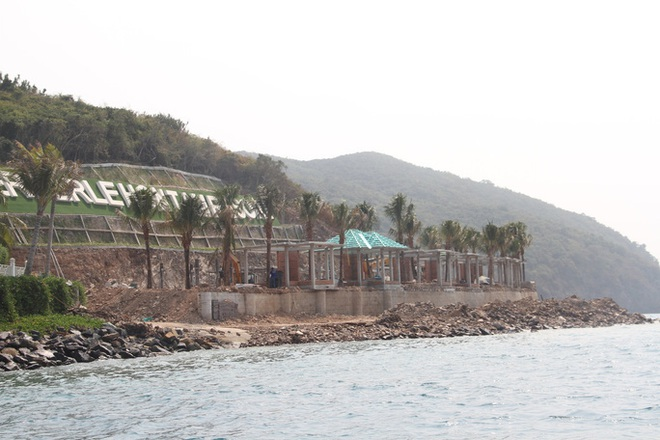 Dự án lấn biển đe dọa vịnh Nha Trang  - Ảnh 1.