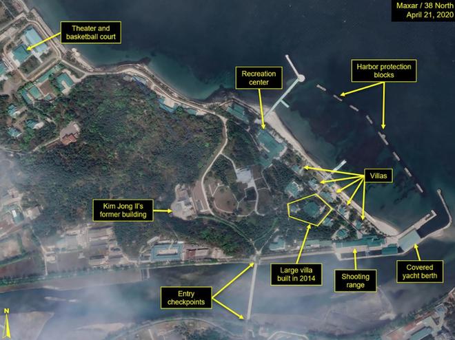Đoàn tàu riêng xuất hiện ở Wonsan, ông Kim Jong-un đang né dịch COVID-19? - Ảnh 2.