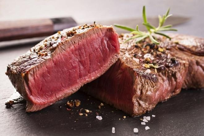 10 lợi ích của thịt bò so với các loại thịt khác: Kiến tạo cơ bắp và tăng cường sức mạnh - Ảnh 3.