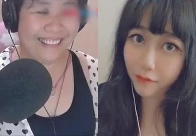 Dùng bộ lọc nâng cấp nhan sắc để livestream, nữ vlogger xinh đẹp khiến cộng đồng mạng choáng váng vì hóa ra là bà lão U60 béo ục ịch - Ảnh 3.