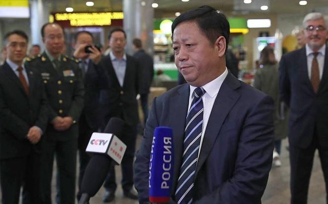 """Đại sứ Trung Quốc lên án công dân từ Nga đổ về nước tránh dịch Covid-19 là """"vô đạo đức"""""""