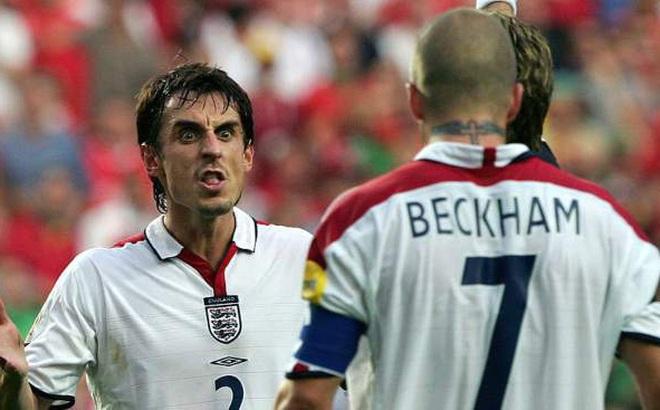 """Được cả thế giới yêu mến, nhưng Beckham lại bị huyền thoại Man United """"ghét"""" vì lý do lạ"""