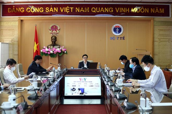 Sinh phẩm xét nghiệm COVID-19 do Việt Nam sản xuất có những ưu điểm gì? - Ảnh 1.