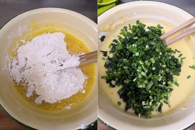 10 phút làm bánh trứng chiên ăn sáng ngon hết nấc - Ảnh 2.