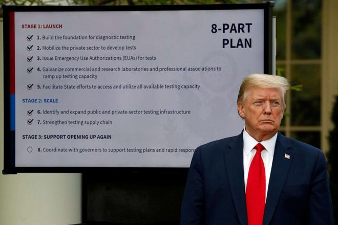Tổng thống Trump tuyên bố điều tra Trung Quốc cho ra nhẽ, CDC Mỹ công bố thêm 6 triệu chứng COVID-19 - Ảnh 2.