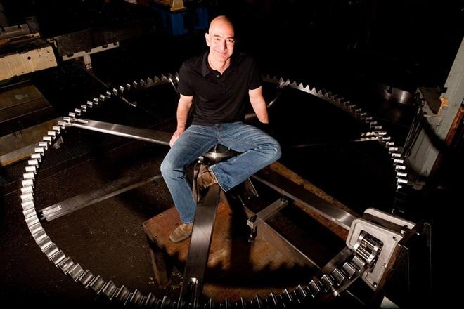 Kỳ quan khổng lồ của tỷ phú Jeff Bezos: Tiêu tốn 42 triệu USD, 1000 năm đổ chuông 1 lần - Ảnh 1.