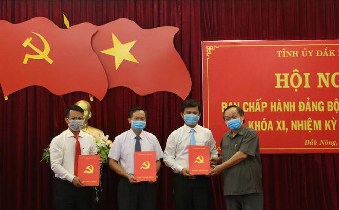 Đắk Lắk công bố quyết định của Ban Bí thư về công tác cán bộ