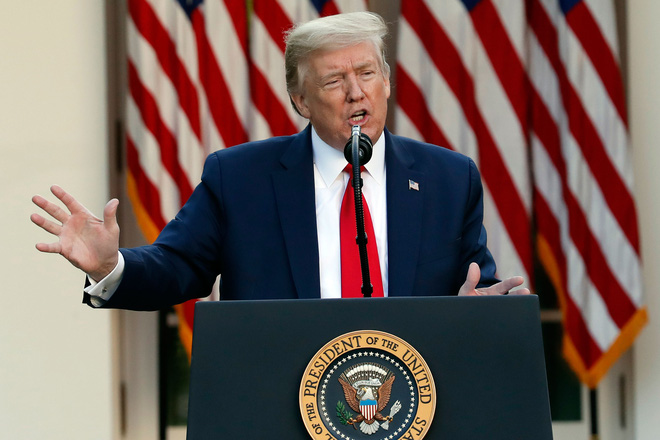 COVID-19: Số người uống chất khử trùng tăng, ông Trump nói không chịu trách nhiệm; Tổng giám đốc WHO cảm ơn VN - Ảnh 1.