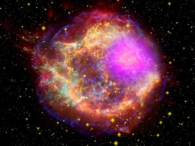 Hai ngôi sao 'đại chiến', hình ảnh kỳ vĩ - Ảnh 3.