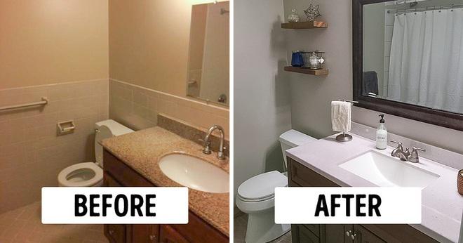 10 điều nếu để xuất hiện trong phòng tắm có thể khiến bất cứ chị em nào cũng phải phát điên - Ảnh 4.