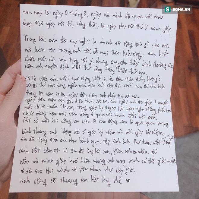 Cô gái huấn luyện thành công oppa Hàn thành trai Việt nhờ đồ ăn, bằng lái xe và tin nhắn thả thính - Ảnh 5.