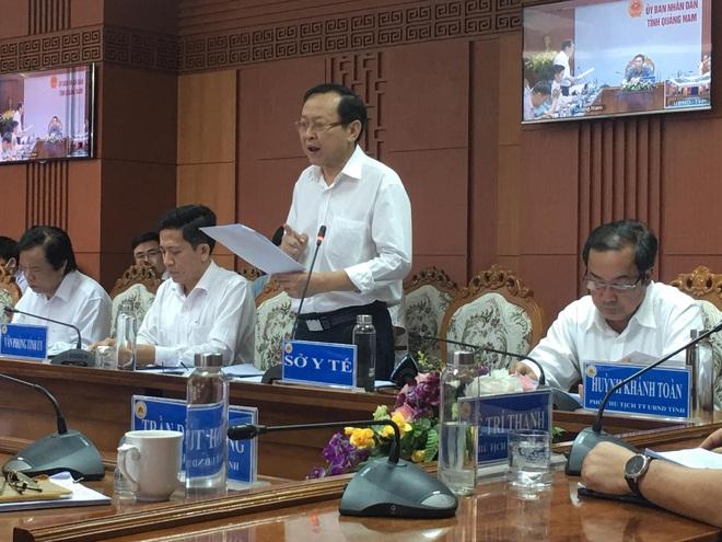 Thanh tra kết luận vụ Quảng Nam mua máy xét nghiệm Covid-19 có sai phạm nhưng chỉ đề nghị kiểm điểm  - Ảnh 3.