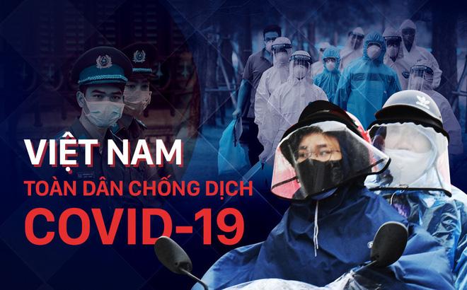 Đại sứ TQ Hùng Ba: Đảng và Chính phủ Việt Nam đã huy động toàn hệ thống chính trị và toàn dân chống Covid-19 hiệu quả