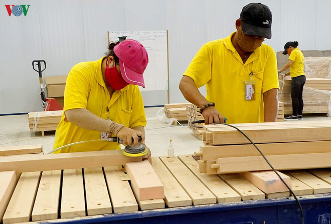 Tăng trưởng xuất khẩu của ngành gỗ Việt Nam năm 2020 có thể bằng 0% - Ảnh 2.