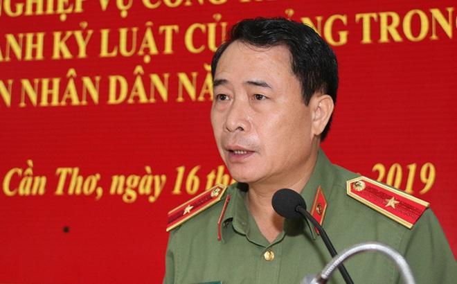 Chân dung hai Thiếu tướng vừa được bổ nhiệm làm Thứ trưởng Bộ Công an