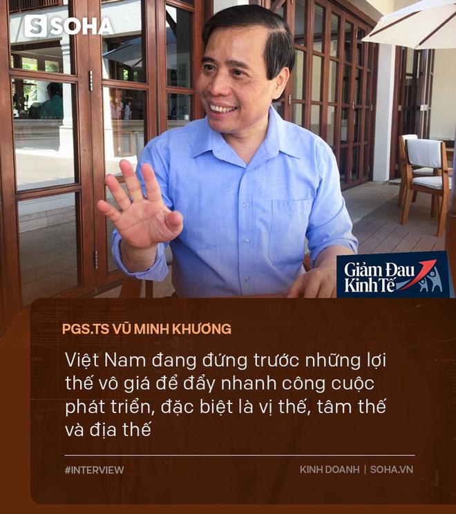 PGS.TS Vũ Minh Khương: Việt Nam không thể và không nên định vị là quốc gia thay thế Trung Quốc trong chuỗi cung ứng toàn cầu - Ảnh 2.