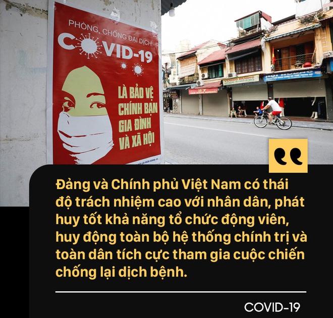 Đại sứ TQ Hùng Ba: Đảng và Chính phủ Việt Nam đã huy động toàn hệ thống chính trị và toàn dân chống Covid-19 hiệu quả - Ảnh 11.