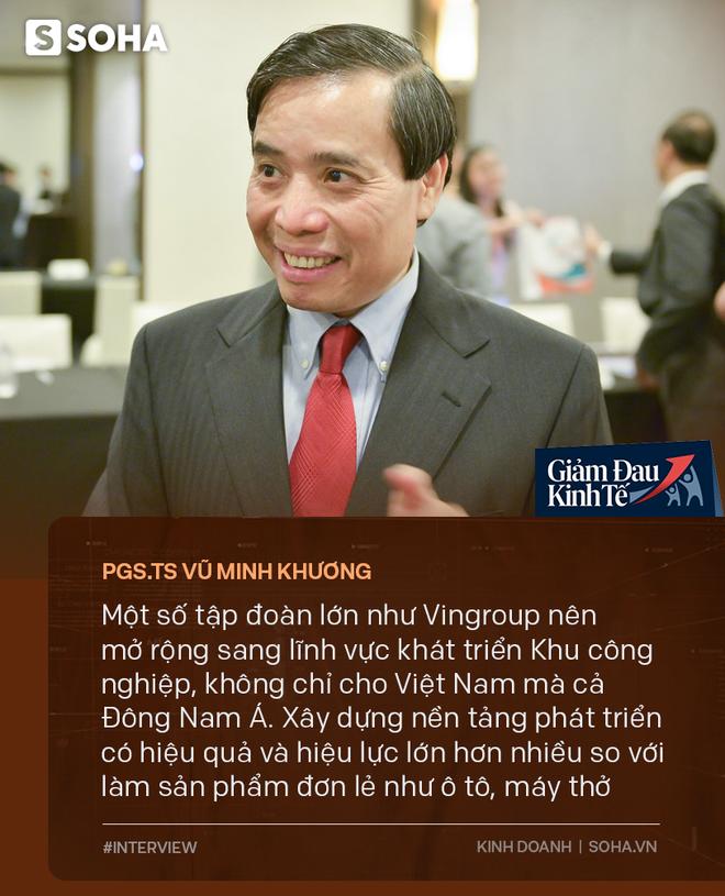 PGS.TS Vũ Minh Khương: Việt Nam không thể và không nên định vị là quốc gia thay thế Trung Quốc trong chuỗi cung ứng toàn cầu - Ảnh 6.