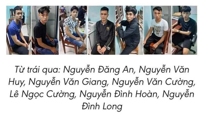 Chân dung nhóm đua xe, cướp giật liên quan đến vụ 2 chiến sĩ Công an Đà Nẵng hy sinh - Ảnh 2.