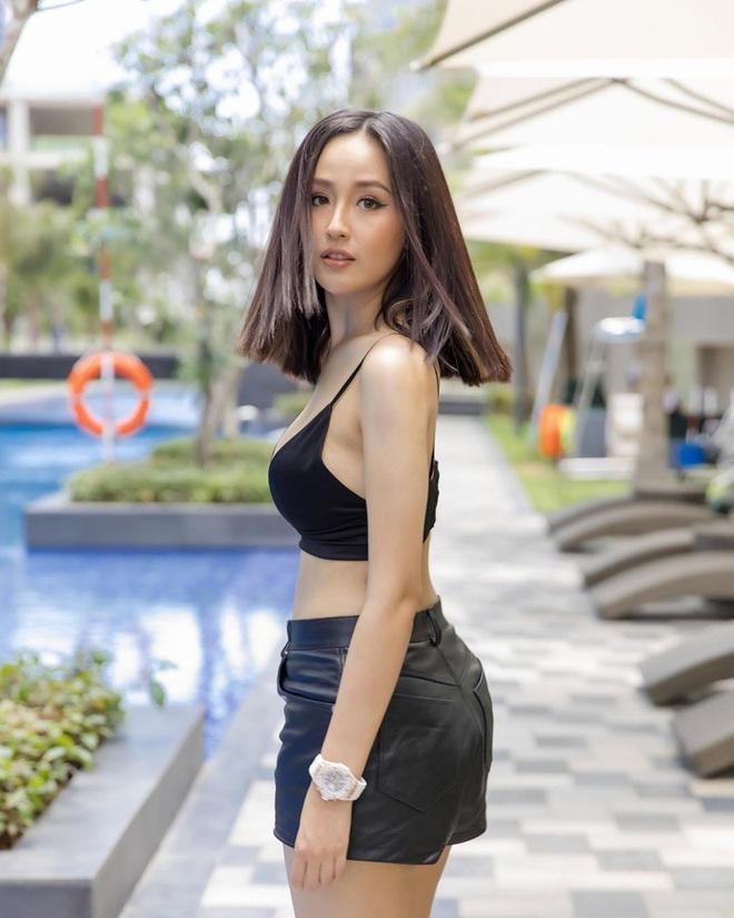Hoa hậu Mai Phương Thúy: Thông tin về em thì đến 70%-80% không chính xác - Ảnh 3.