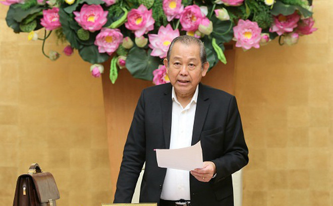 Phó Thủ tướng Thường trực: Dự án không thể phục hồi thì kiên quyết cho phá sản, giải thể
