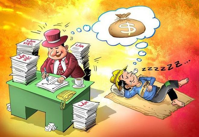 10 điểm khác biệt giữa người giàu và người nghèo: Hãy xem bạn thuộc nhóm nào! - Ảnh 4.
