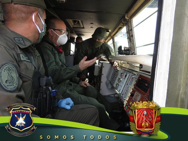Tên lửa S-300V Venezuela vươn bàn tay tử thần: Chiến đấu cơ lạ đừng dại dột lại gần - Ảnh 3.