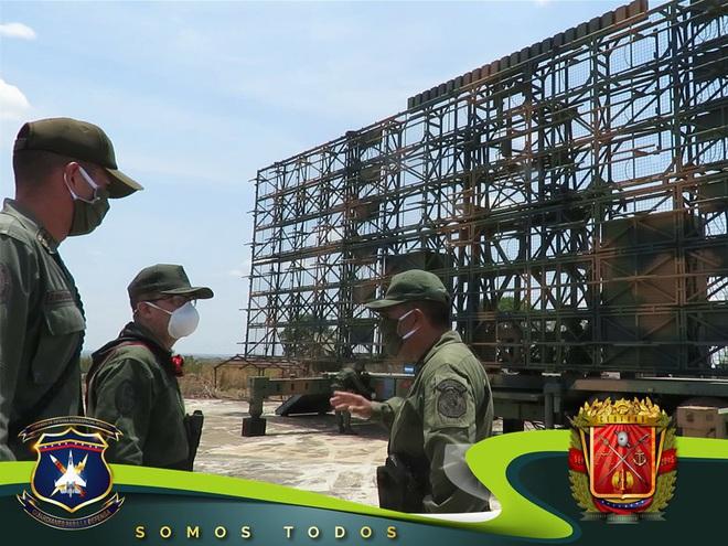 Tên lửa S-300V Venezuela vươn bàn tay tử thần: Chiến đấu cơ lạ đừng dại dột lại gần - Ảnh 10.