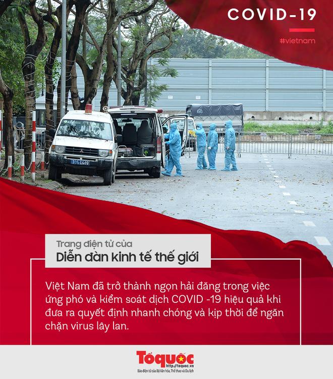 Thế giới nói gì về cuộc chiến chống dịch như chống giặc của Việt Nam? - Ảnh 2.