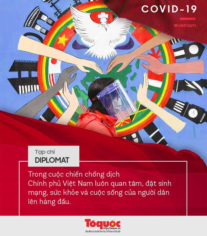 Thế giới nói gì về cuộc chiến chống dịch như chống giặc của Việt Nam? - Ảnh 6.