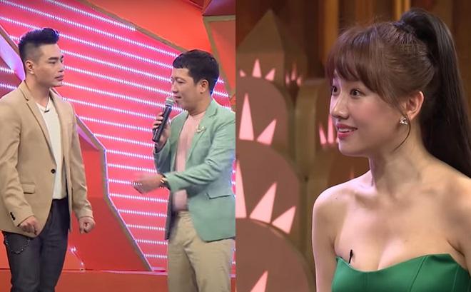 """Trường Giang nhắc Lê Dương Bảo Lâm: """"Đừng giúp Hari Won livestream rồi hư nghề, mất hình ảnh"""""""