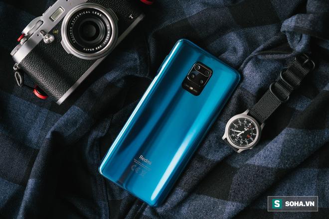 5 lý do khiến Redmi Note 9S trở thành lựa chọn tầm trung khó bàn cãi - Ảnh 2.