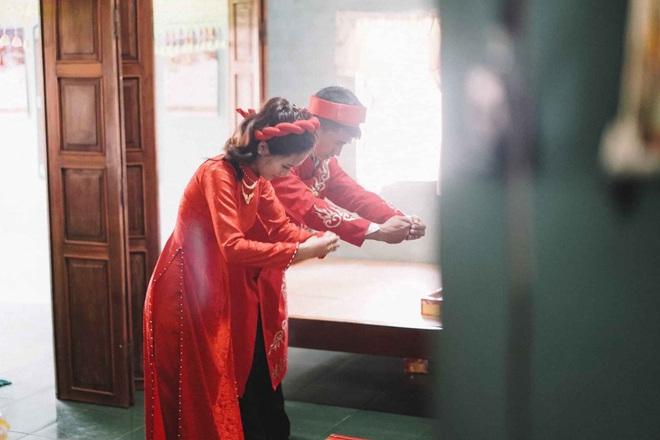 Lời hẹn bâng quơ thuở thiếu thời cùng bộ ảnh cưới gây bão MXH khiến ai cũng muốn click vào xem - Ảnh 15.