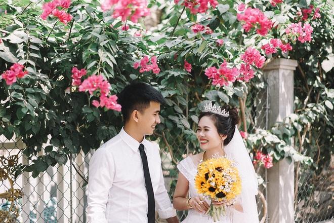 Lời hẹn bâng quơ thuở thiếu thời cùng bộ ảnh cưới gây bão MXH khiến ai cũng muốn click vào xem - Ảnh 4.