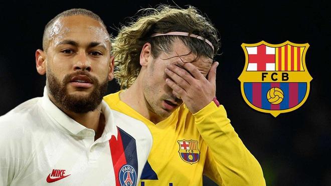 Barca bất ngờ gặp trở ngại trong việc chiêu mộ Neymar - Ảnh 1.