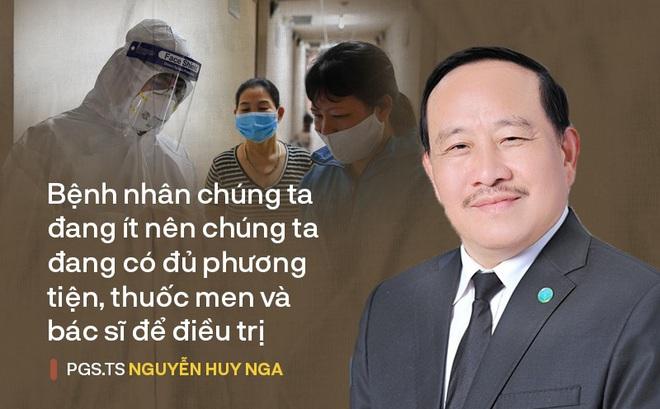 PGS.TS Nguyễn Huy Nga: Vì sao dịch Covid-19 khó có khả năng bùng phát mạnh ở Việt Nam?